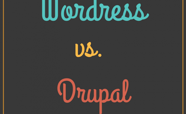 WordPress vs. Drupal