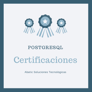 ¿Dónde puedo certificarme en PostgreSQL?