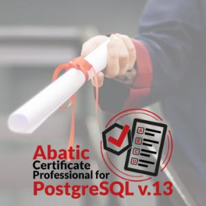 PostgreSQL 13 professional. Nuestra certificación es una realidad