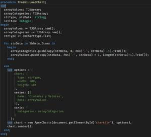 Java Script en Object Pascal